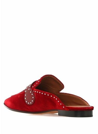 Givenchy Terlik Kırmızı